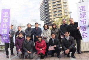 1月中旬の活動報告(抜粋)